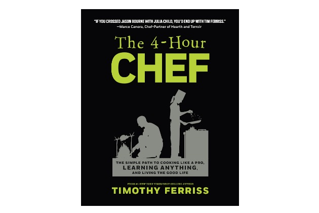 The 4 Hour Chef: Tim Ferris
