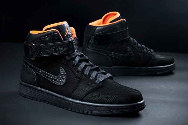 Limited Edition Nike Air Jordan 1 Bhm Man Of Many