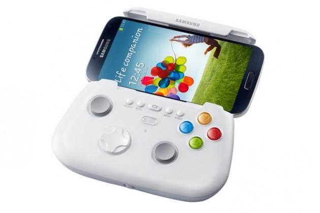 samsung gamepad games