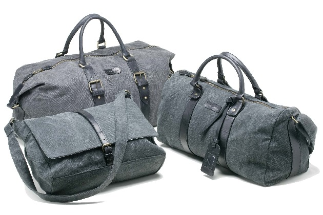 smith street charcoal travel bags