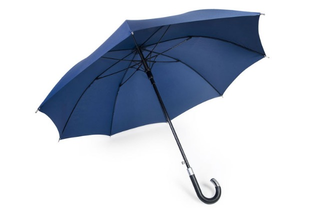 the davek elite umbrella blue