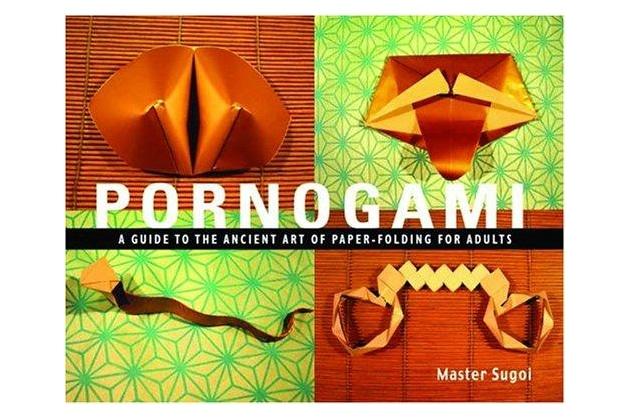 Porn + Origami = Pornogami