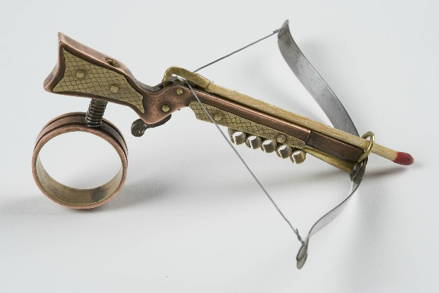 Uncommoncarry S Ghost Hunter Toothpick Crossbow Why The