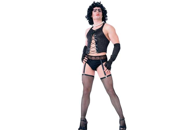 rocky horror picture show frank n furter