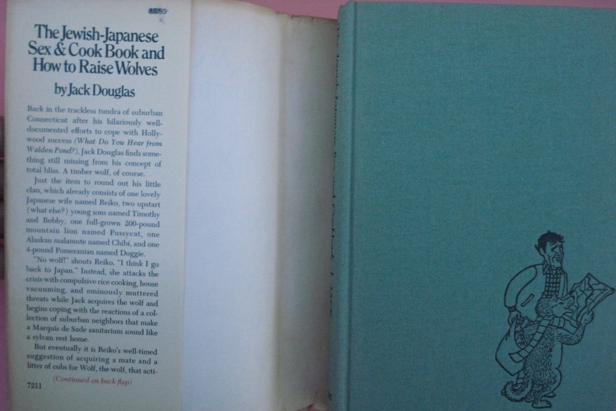 Jewish Japanese cookbook