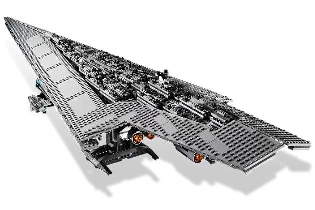 Starship Destroyer