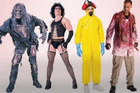 top ten halloween costumes