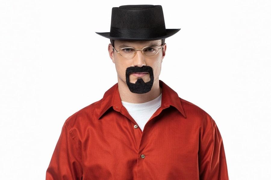Walter White - Heisenberg Halloween Costume
