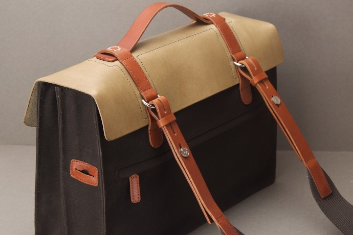 schults briefcase elegant design
