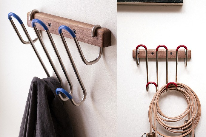 bozeman coat rack hook