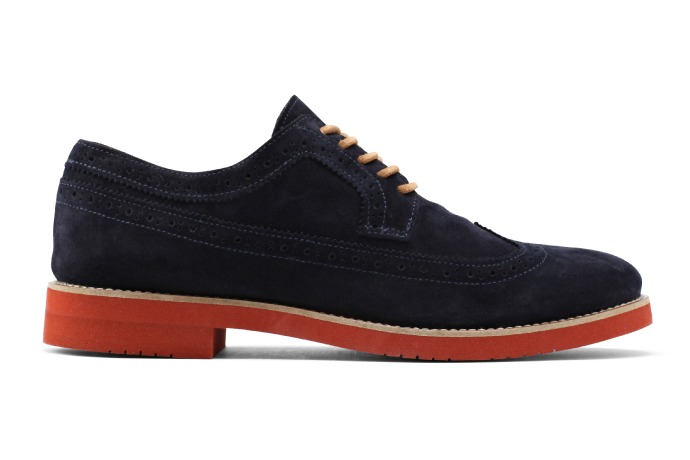 frank and oak black shoe