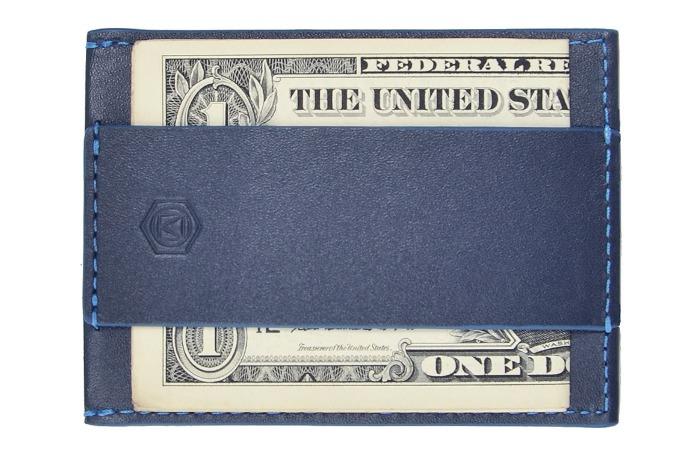 capsule wallet  minimalist