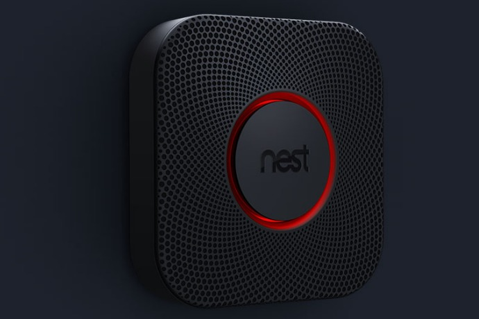 nest protect doubles as a lamp