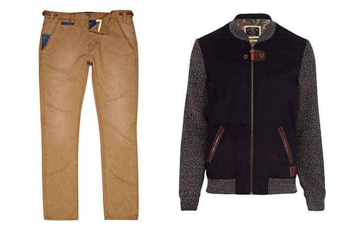river island road collection