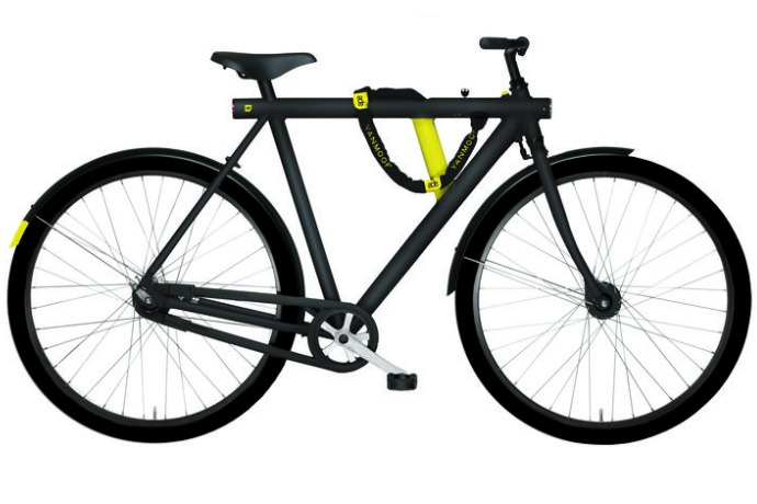 vanmoof x ade side view