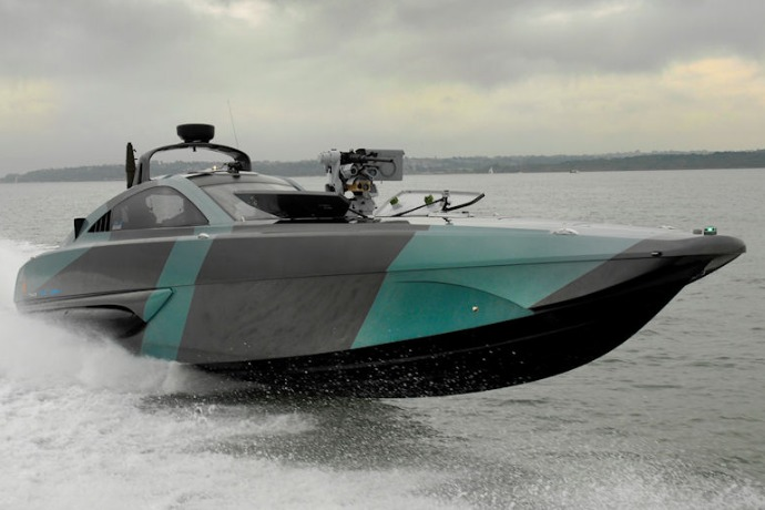 XSR Interceptor Cruiser