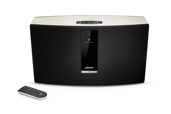 bose soundtouch wireless system speaker front