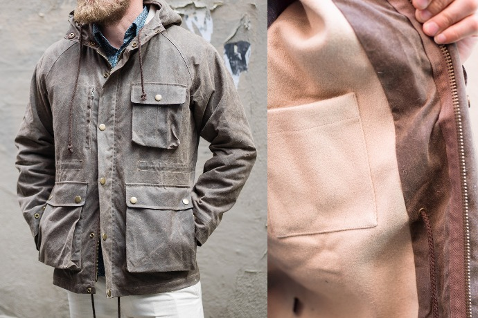 freemans isle of man coats