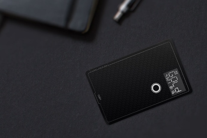 coin is a tiny credit card sized device