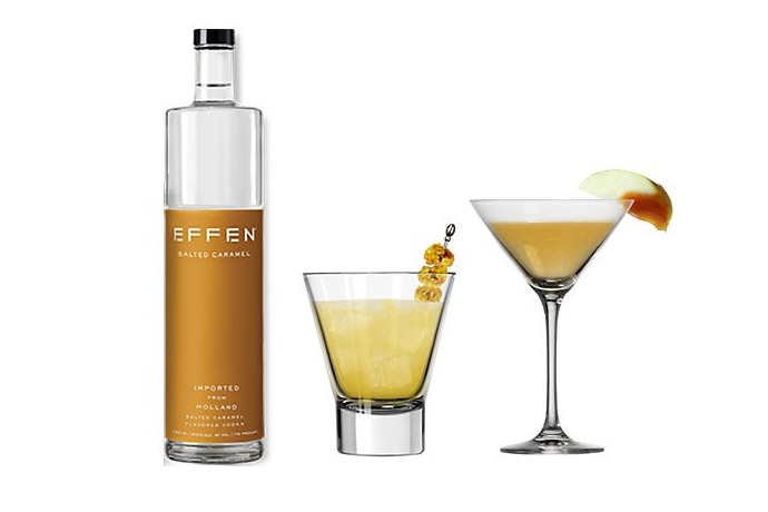 Effen Salted Caramel Vodka Drinks