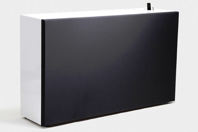 wos 2 0 speaker front view