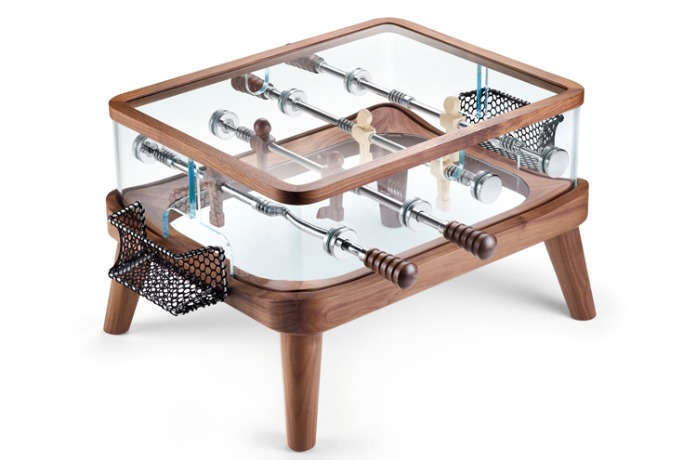 teckell foosball table
