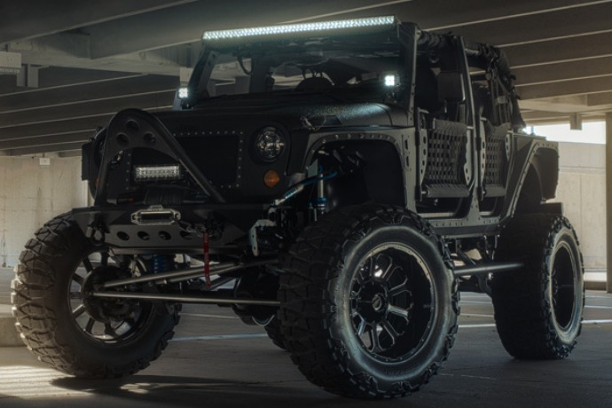 starwood full metal jacket jeep front
