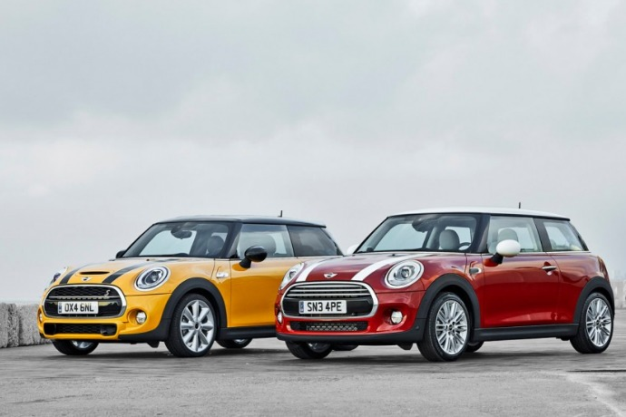 2015 mini cooper car different models