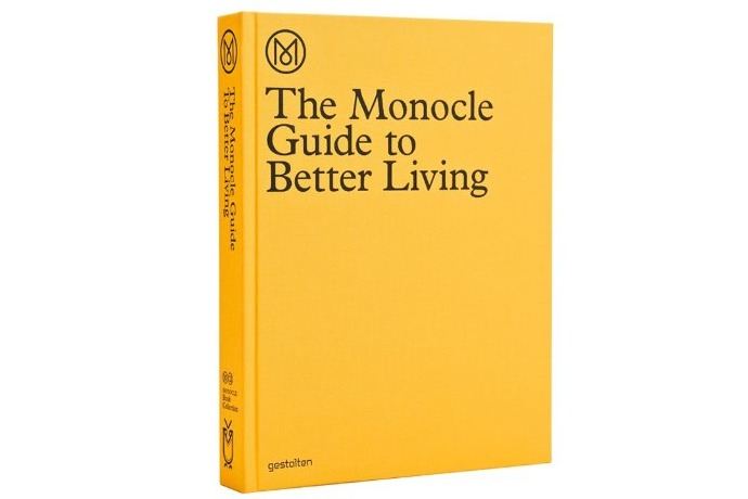 monocle guide to better living cover page