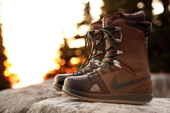 nike x poler vapen snowboard boots superior materials
