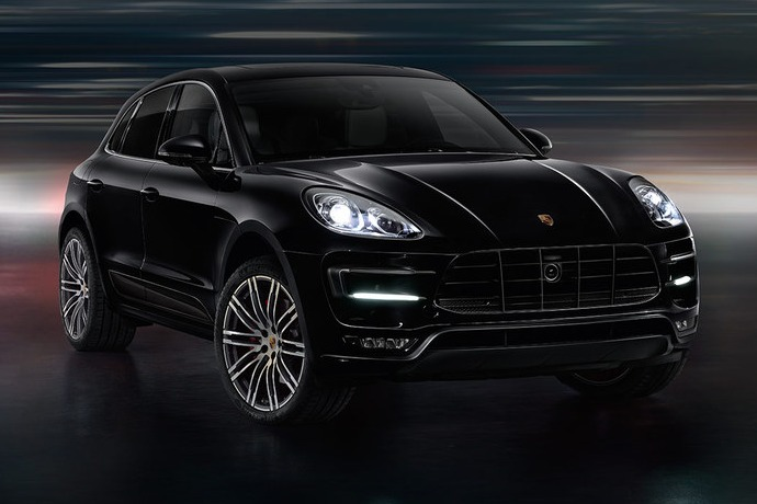 Porche Macan Man Of Many
