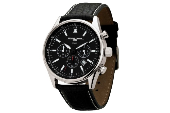 jorg gray jg6500 watch black color