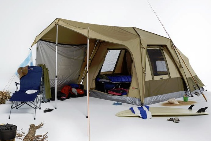 blackwolf turbo 240 large and comfortable tent