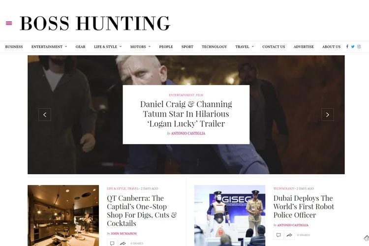 boss hunting website