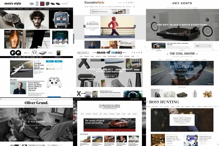 australian top men fashion and lifestyle blogs