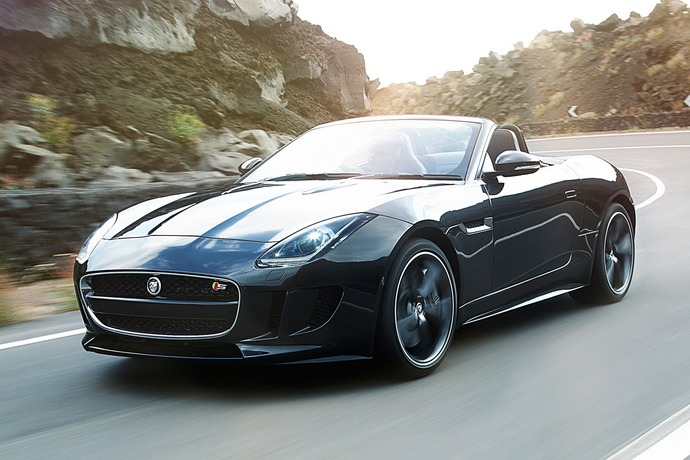 2014 jaguar f type roadster
