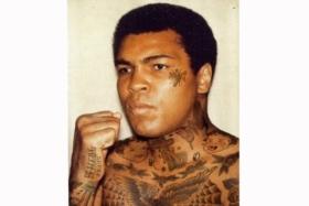 ali clean cut celebritites tattoos