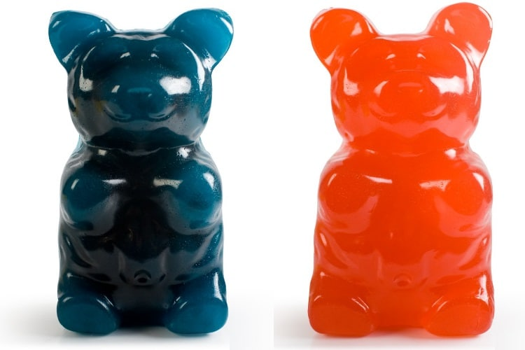 big ass gummi bears