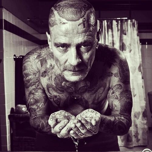 iconic tattoos men