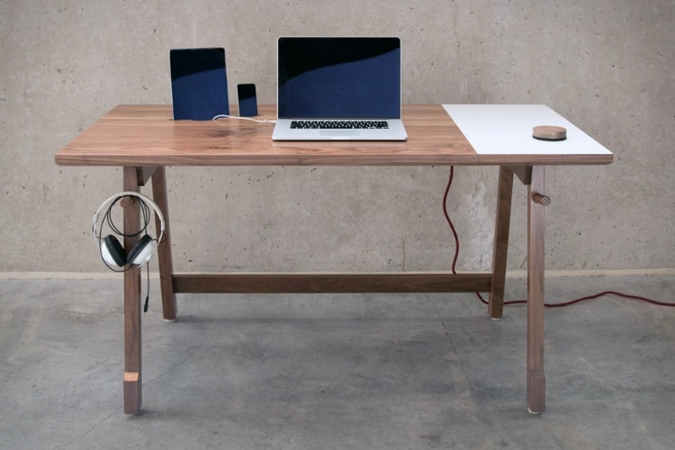 Office table for home Glass Artifox Technology And Craft Intersect Desk Man Of Many 25 Best Desks For The Home Office Man Of Many