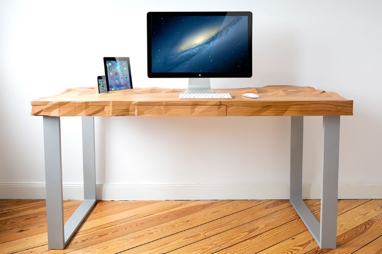 cool home office desk