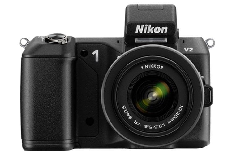 nikon 1 v2 snapshot camera