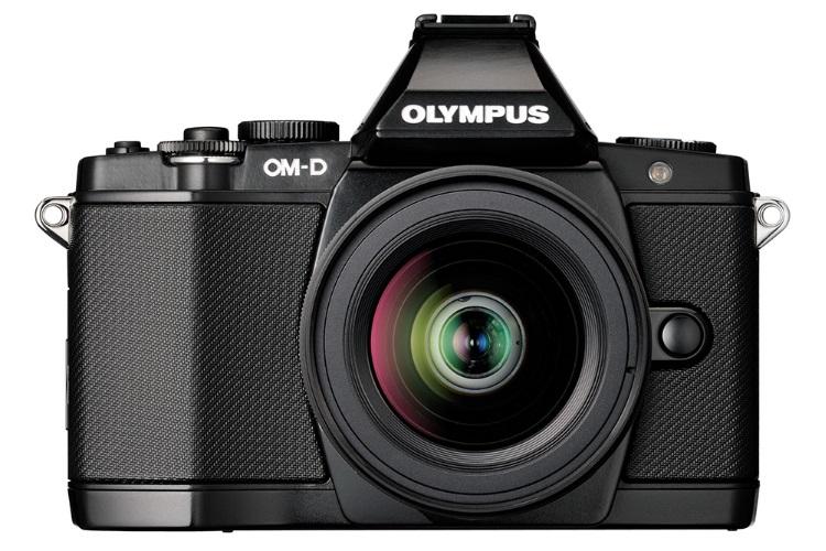 olympus om d e m5 16mp camera