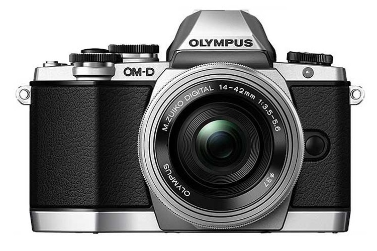 olympus om d e m10 black camera