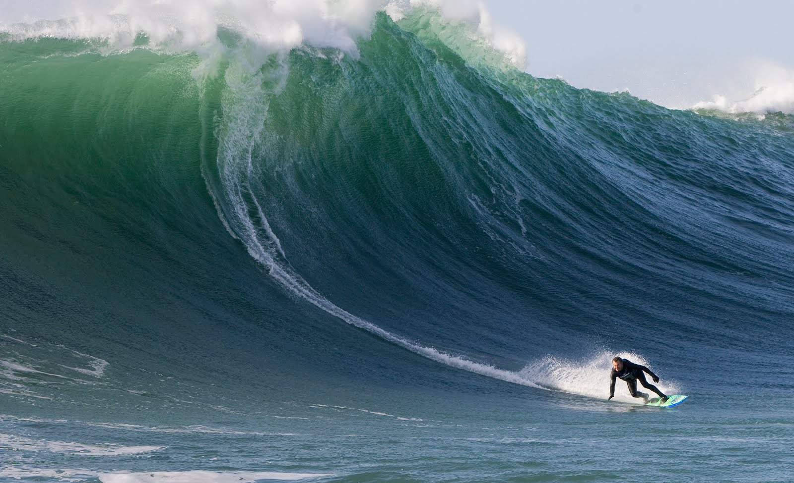 jeff clark first person to surf mavericks