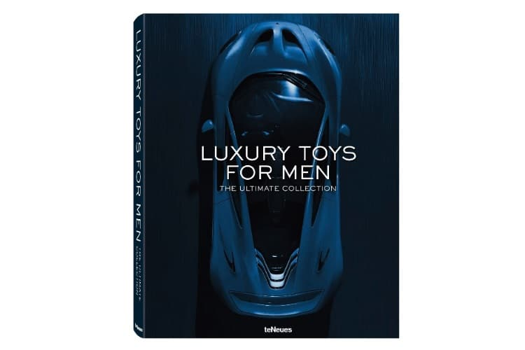 luxury toys for men ultimate collection