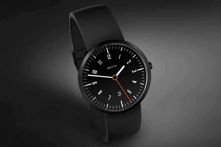 botta design tres black watch
