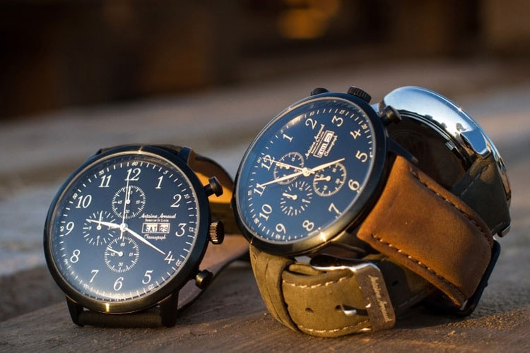 antoine arnaud spirit of st louis watch