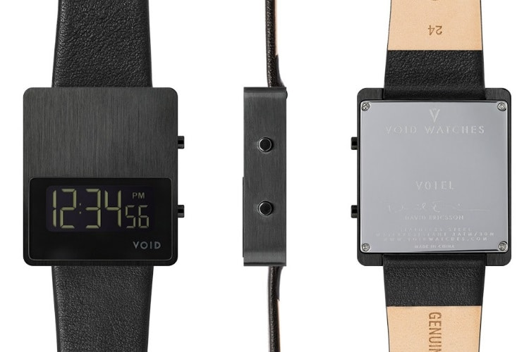 void v01el bl and bl watch