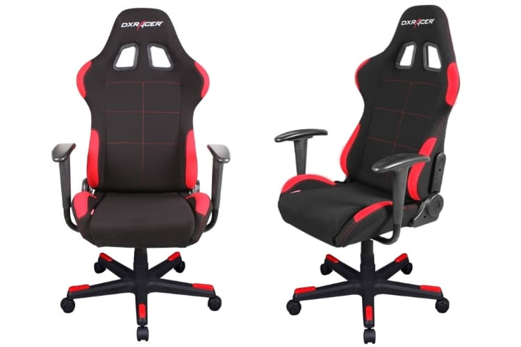 dxracer ohfd01rn chair quick review